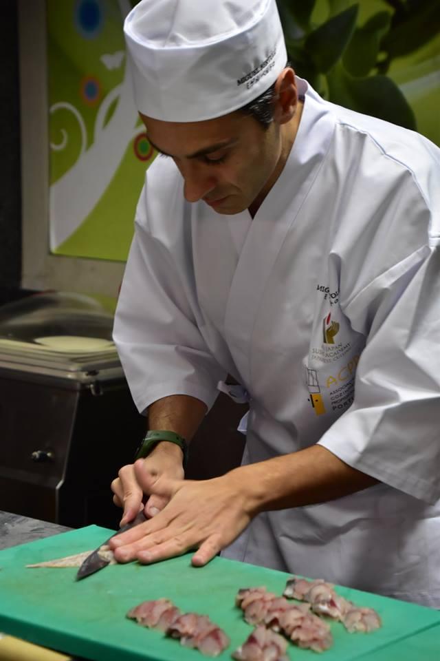 Chef Miguel Bértolo