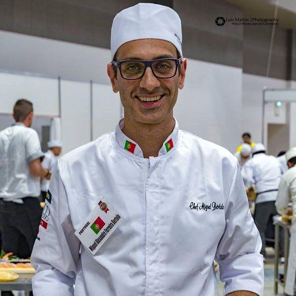 Chef Miguel Bertólo