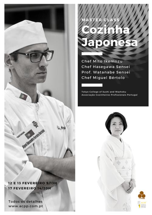 MasterClass Cozinha Japonesa