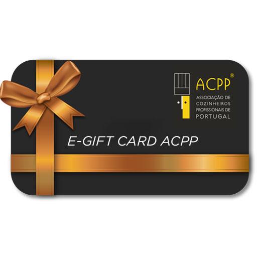 Cartão Presente ACPP